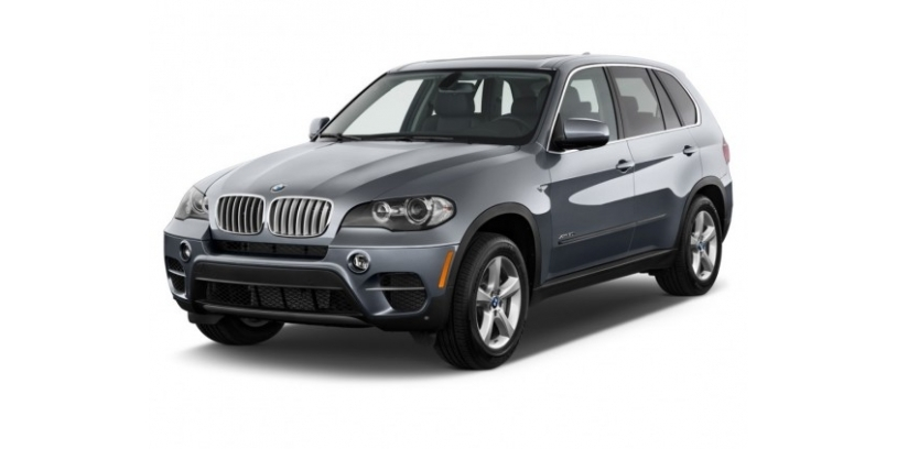 BMW X5 3.0 TDI 4x4 Automatic