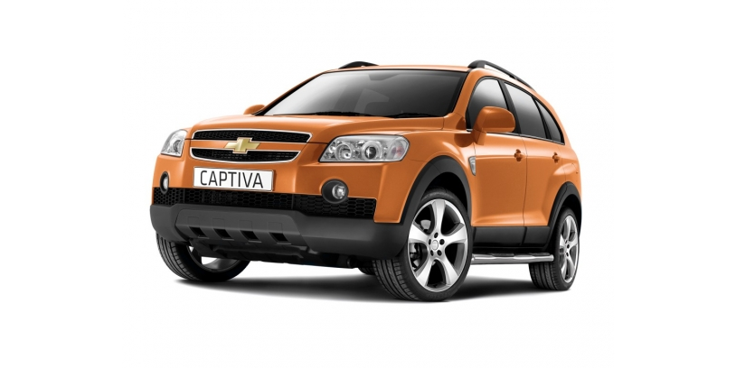 Chevrolet Captiva 2.0 TDI 4x4 Automatic