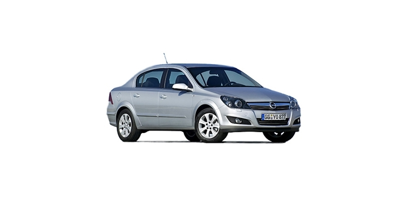 Opel Astra H Sedan 1.6 Manual